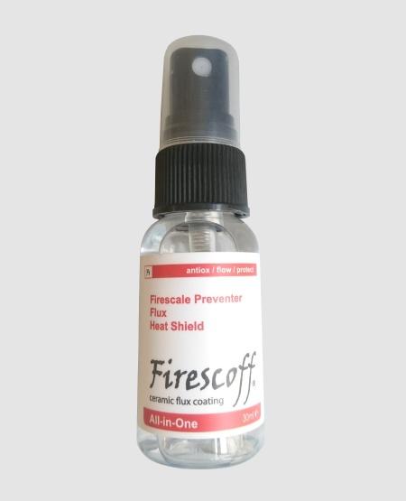 Flußmittel Firescoff 30ml ungiftig 870°C/15min.