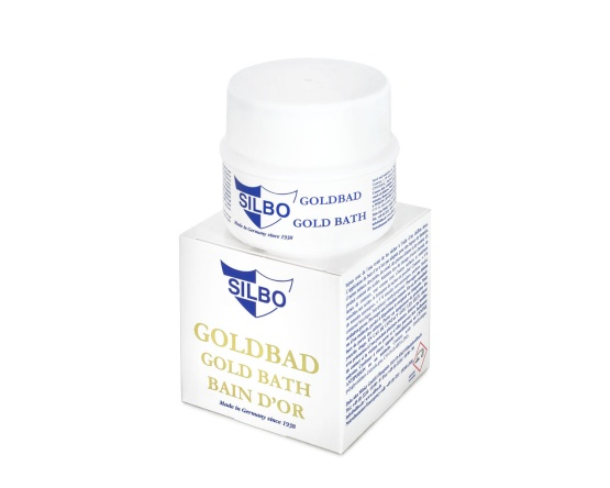 SILBO Goldbad 150 ml