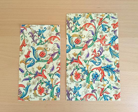 Papiertüten 120x180 mm Florencia 100 Stück
