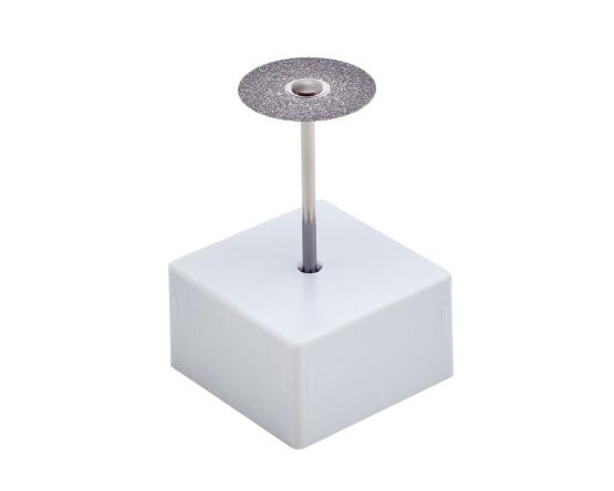 Diamantscheibe 22 mm / 0.30 blauer Ring standard