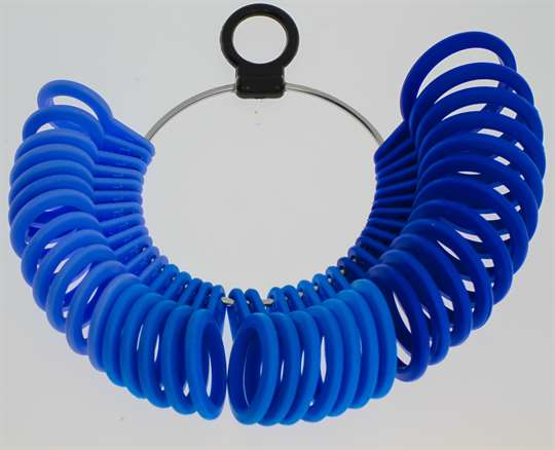 Ringmaß Plastik 41 - 76 mm