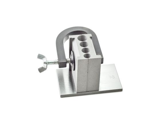 Einguß 45x60 mm Blech 4-5-6-7mm Draht rund