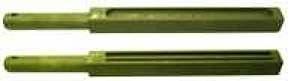 Drahteinguß 3 x 3 / 5 x 5 / 4 x 16 x 190 mm