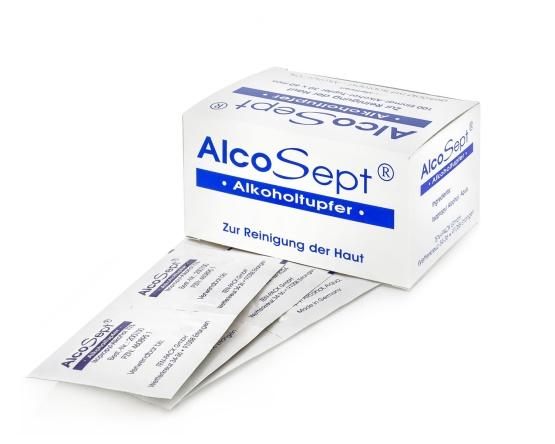 Alco Sept Tücher 100Stk