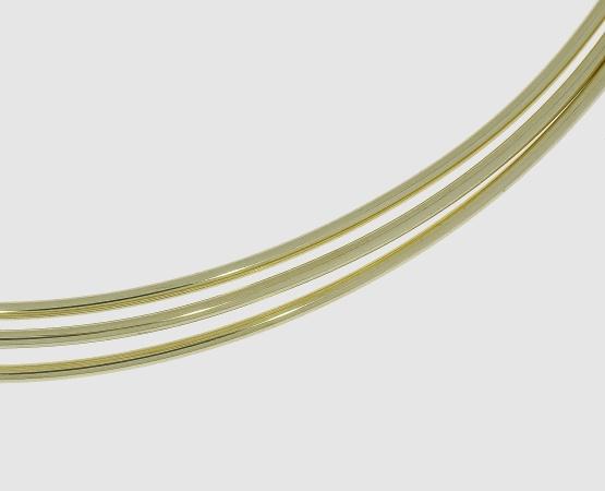 585 Gelbgold Draht 1,2 mm 1,2 mm