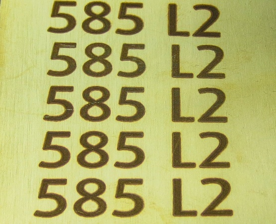585 Gelbgold Blechlot 2 mittel cdf, AT 760 ° Blechlot mittel L2