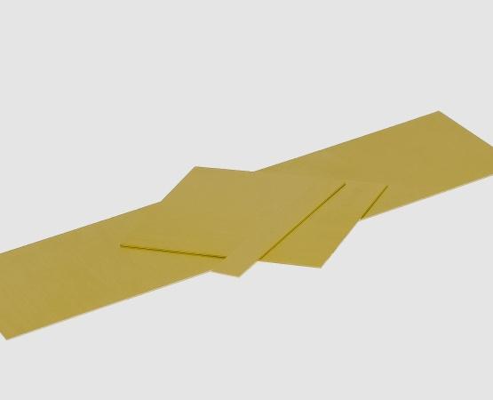 750 Gelbgold Blech 0,3 mm 0,3 mm