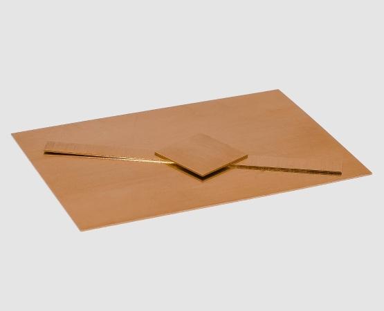 750 Rotgold Blech 0,5 mm 0,5 mm