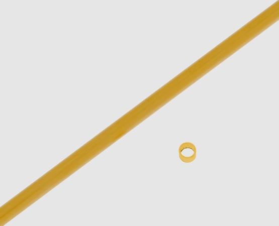 900 Gelbgold Rohr rund