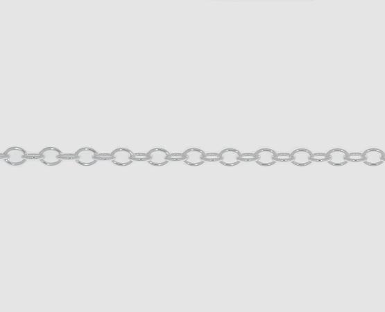 925 Silberkette Anker weit 3,0 mm