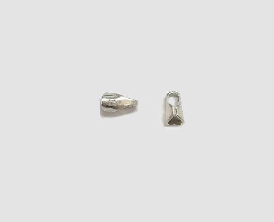 925 Silber Endkappe rund 2,0 mm