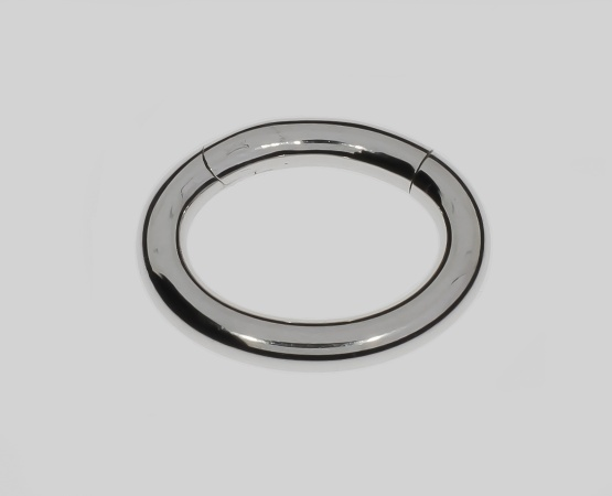 925 Silber Kettenverkürzer 23,0 x 18,0 mm gerundet