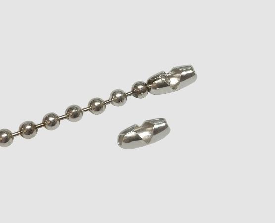 925 Silber Kugelkettenverschluß f. 2,5 mm Kugel
