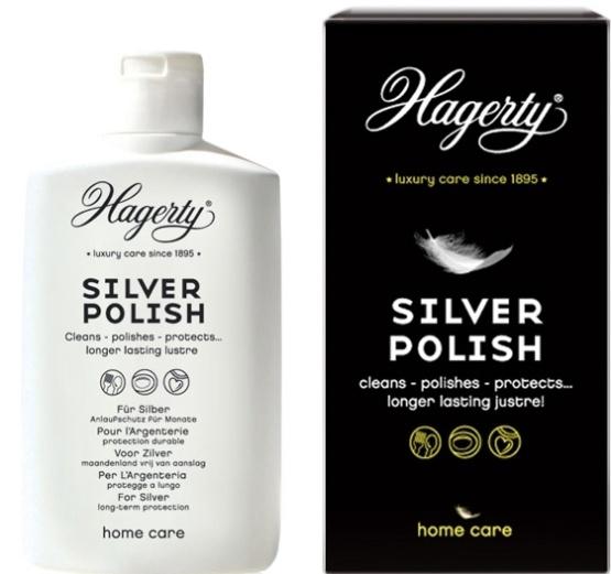 Hagerty Silver Polish mit Anlaufschutz 100 ml