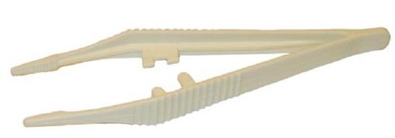 Plastikpinzette 130 mm