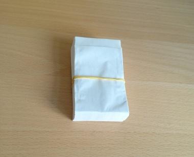 Papiertüten 63 x 93 mm - 100 Stück