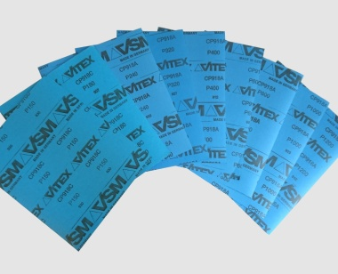 Schmirgelpapier Körnung 600 VSM 280x230 mm
