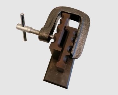 Einguß 75 mm Blech und Draht rund