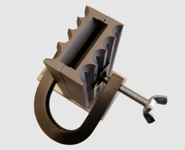 Einguß 98 mm Blech und Draht vierkant