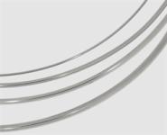 750 Palladium Weißgolddraht 2,0 mm 2,0 mm