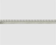 925 Silber Galeriedraht  Krönchen 5,2 mm