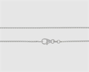 925 Silber Venezianerkette 1,0 mm - 45 cm