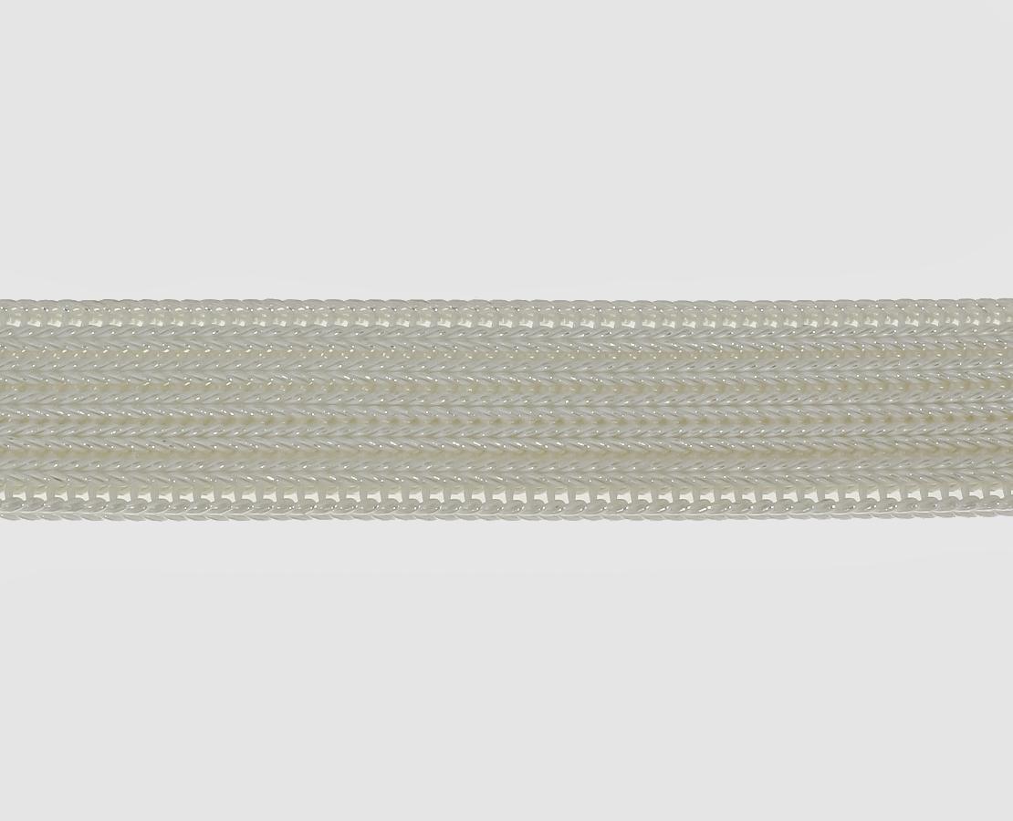 925 silberkette foxband 11 0 mm gerade g tze gold. Black Bedroom Furniture Sets. Home Design Ideas