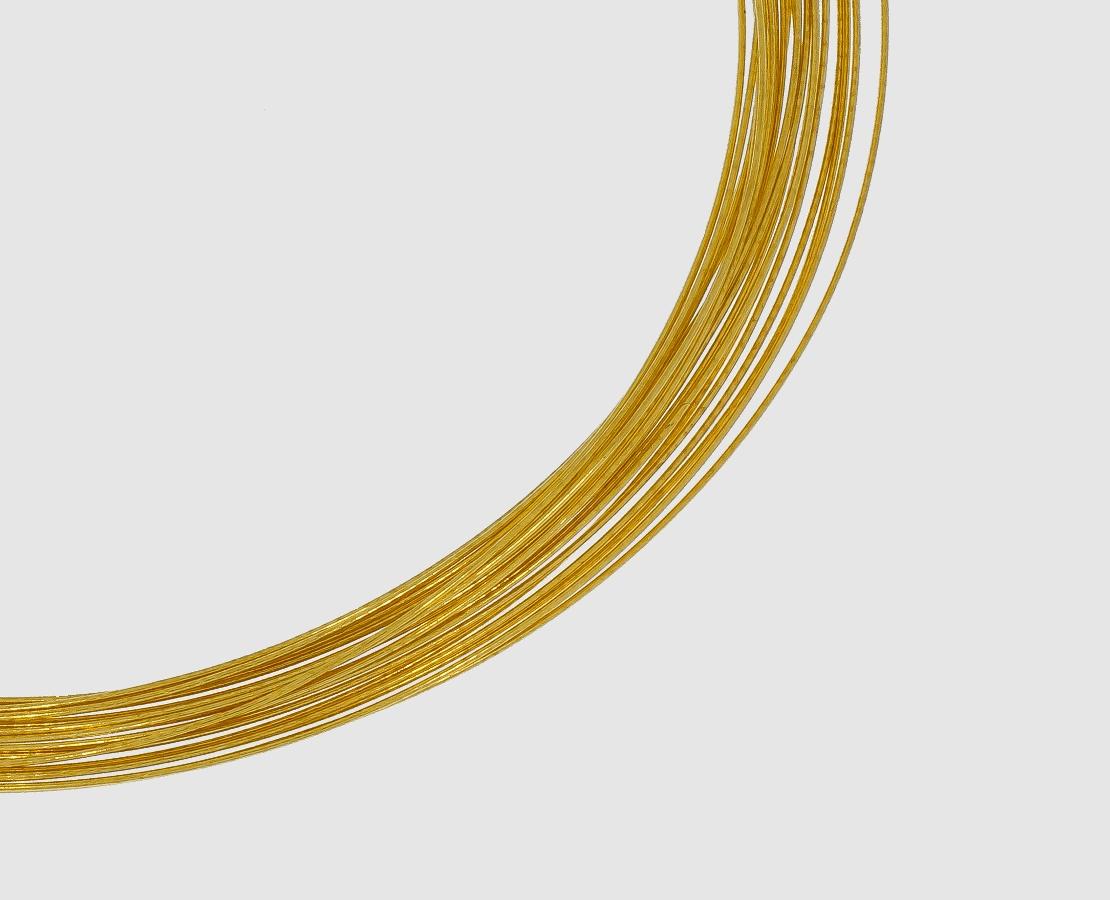 Relativ Götze Gold GmbH | 999,9 Kolloidales Silber Draht 2,5 mm - 2 x 75  CS71